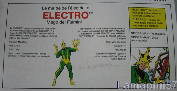 SECRET WARS/Guerres secrètes (Mattel) 1984 - Page 2 Elec_back