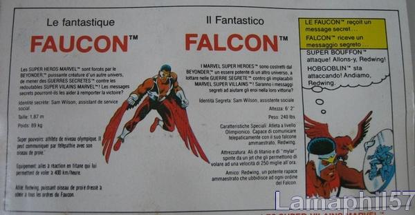 SECRET WARS/Guerres secrètes (Mattel) 1984 - Page 2 Falcon_back